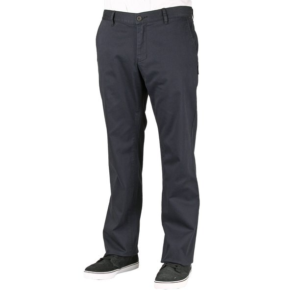Pánské kalhoty FUNSTORM WALM black  5778b9583d