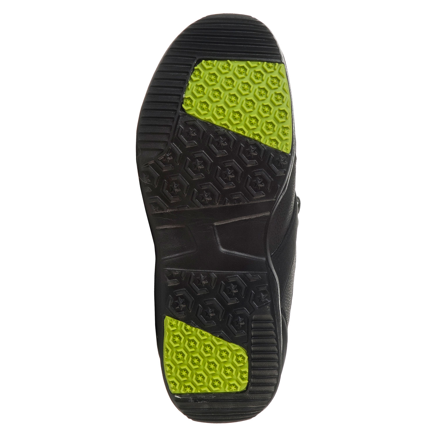 fcad4e3746b Boty na snowboard Gravity Manual black lime