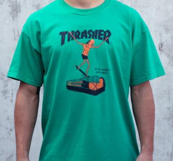 Tričko Thrasher Neck Face T-Shirt By Neck Face