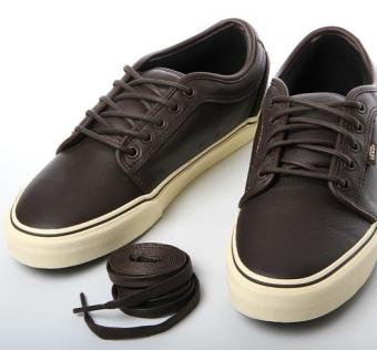 Boty VANS - Chukka Low Chris Pfanner/dark brown 11,5