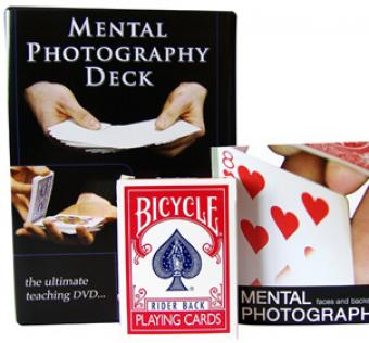 Mental Photography deck + DVD