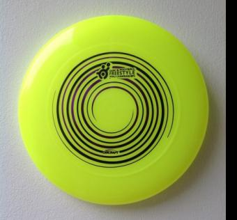 Freestyle frisbee Discraft Sky-styler 160g