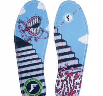 Footprint Hi Profile Kingfoam Insoles Aaron