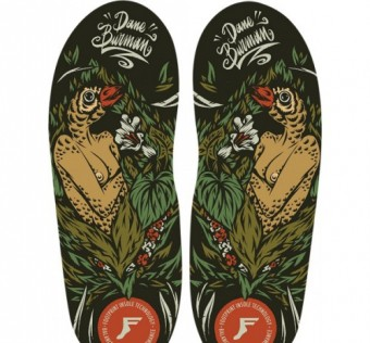Footprint Hi Profile Kingfoam Insoles Dane Burman