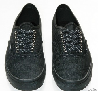 Boty VANS Authentic balistic Black