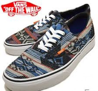 Vans Era Inca (Blue & Black)