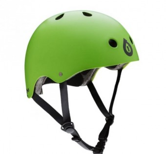 Helma 661 Dirt Lid STACKED - Green - zelená