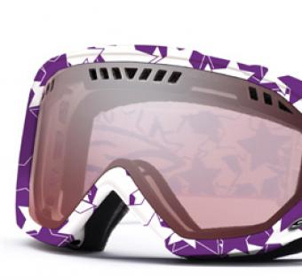 Snb Brýle SMITH - SCOPE GRAPHIC  Lavender Star Camo