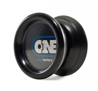 One yoyo black