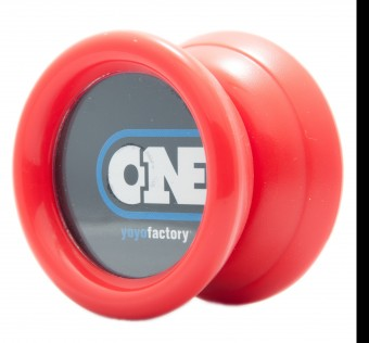 One yoyo red