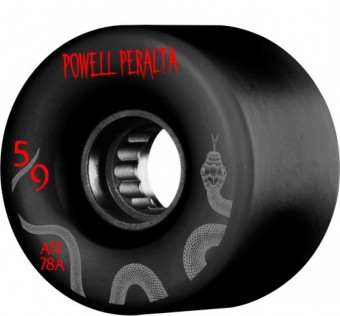 Kolečka Powell Peralta ATF 59mm 78A Wheel Black