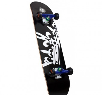 Skateboard Ambassadors White Crown 7.875