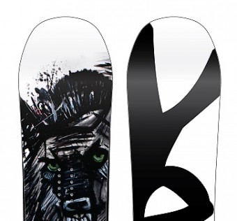 Snowboard YES - Pyl 161cm wide