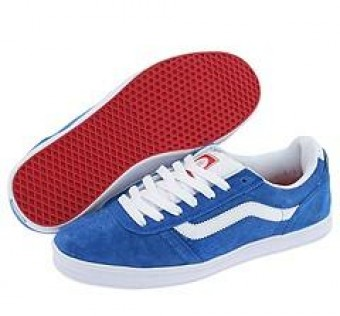 Vans AV3 Snorkel Blue/White Athletic