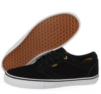 Boty VANS type 2 black/gold us 11