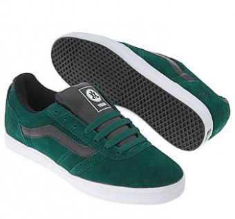 Boty VANS AV3 mechanic green/ black us 11