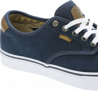 Vans Chima Ferguson Pro Midnight Navy/White