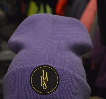 Kulich LADS wear purple