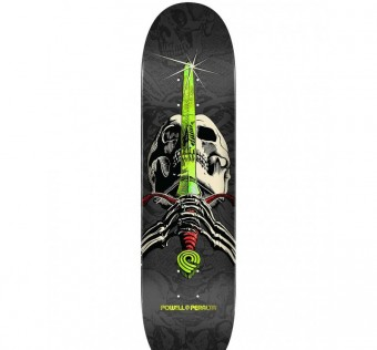 Deska Powell Peralta Skull & Sword One off Birch 7.88