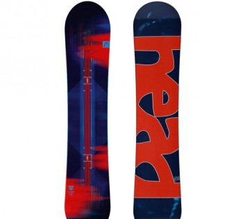 Snowboard Head Evil Youth 138