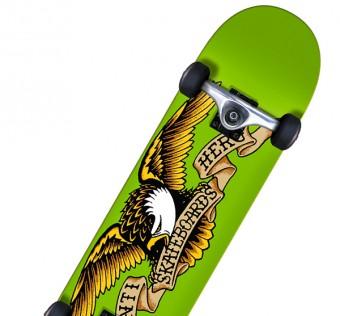 ae913623a67 Zelený skateboard Antihero Classic Eagle 7.5