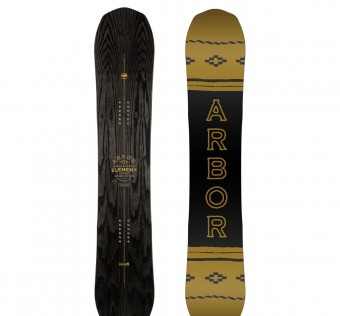 Pánský snowboard Arbor Element Black Rocker