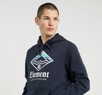 ELEMENT mikina LAYER ECLIPSE NAVY