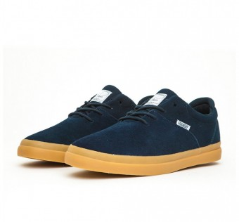 Boty Filament ROMAR - navy suide canvas